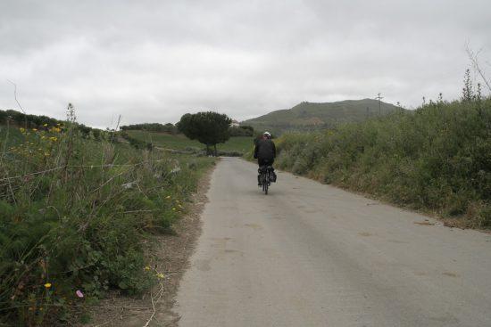 Ciclabile in Sicilia