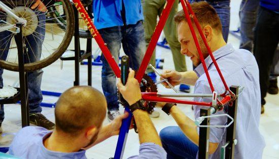 corso manutenzione bici