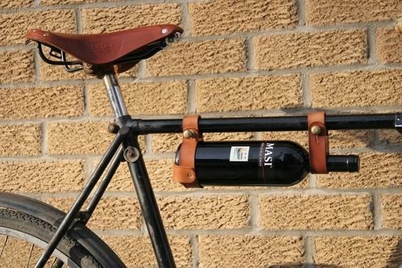 Bicicletta e vino
