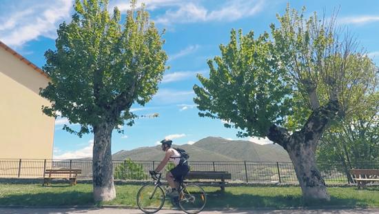 valnerina in bici