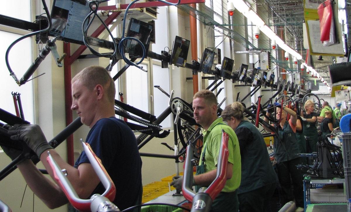produzione bici