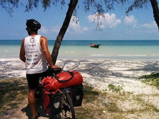 spiaggia Prek Treng
