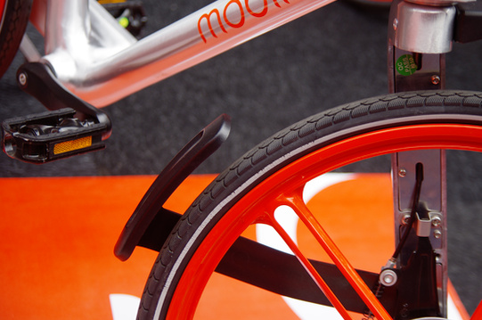 Bikesharing mobike detail 6