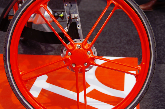 Bikesharing mobike detail