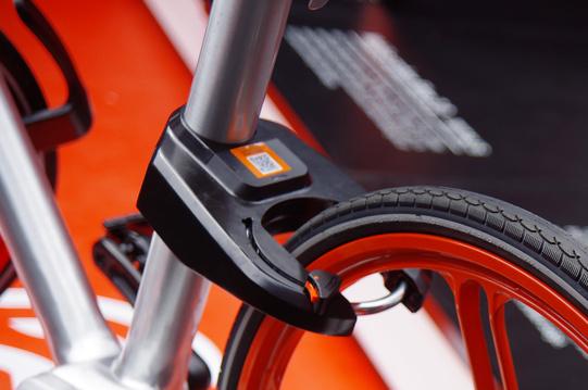 Bikesharing mobike detail4