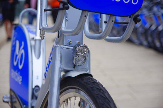 Nextbike Velo-City 10