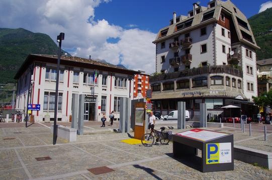 Stazione Tirano