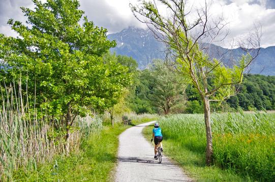 Ultimi km sentiero Valtellina