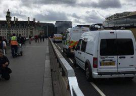barriere antiterrorismo Londra
