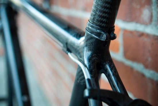 bici da corsa leggera