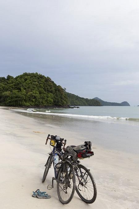biciclette a Langkawi copia