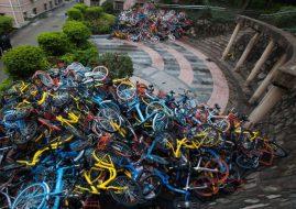 bike sharing cina