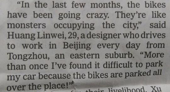 bike sharing nyt 26 marzo