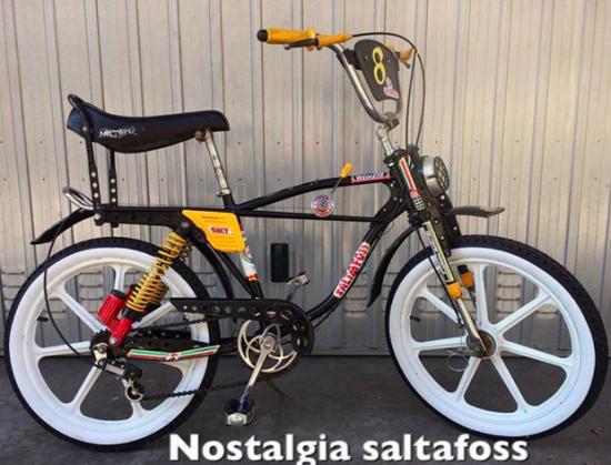 Nostalgia Saltafoss