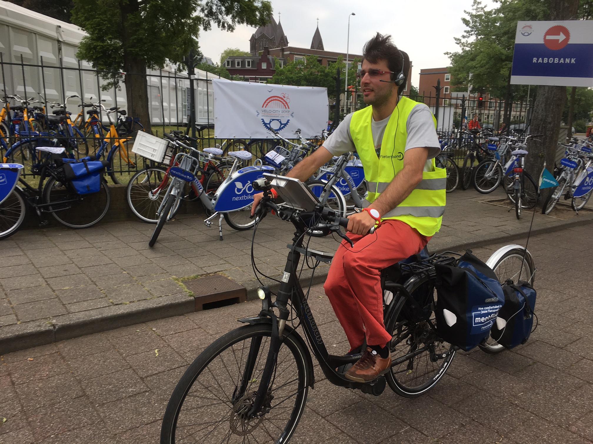 bici per misurazione