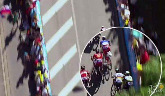 Tour de France 2017, sesta tappa per velocisti
