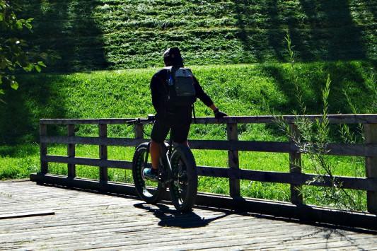 bici su ponte