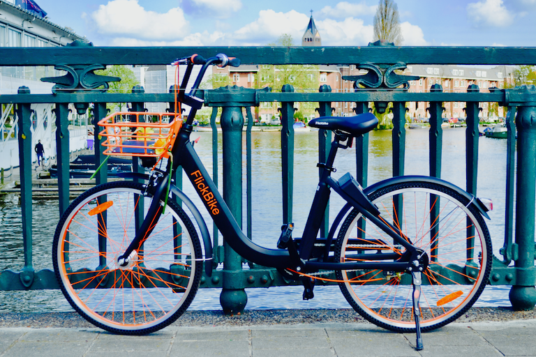 flickbike amsterdam