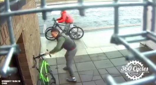furto bici Dublino