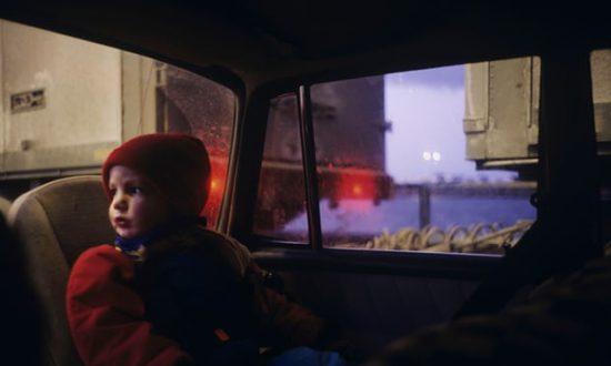 inquinamento auto per bambini
