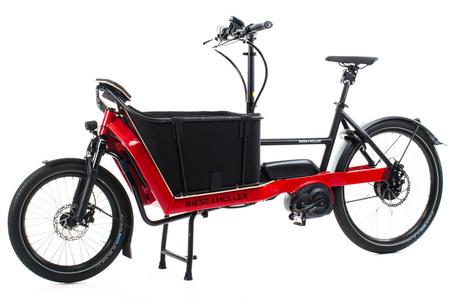 cargo bike elettrica