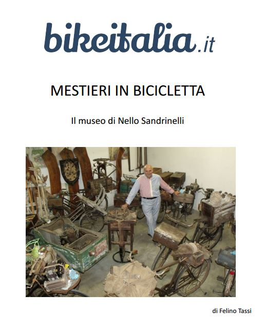 ebook mestieri in bicicletta