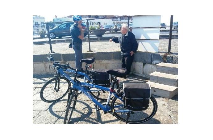 anziano salvato da polizia a Siracusa