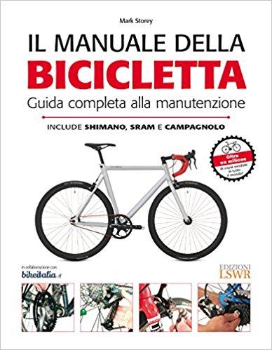 libro per appassionati di bici