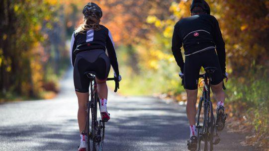 Tonificare e rassodare glutei con la bici