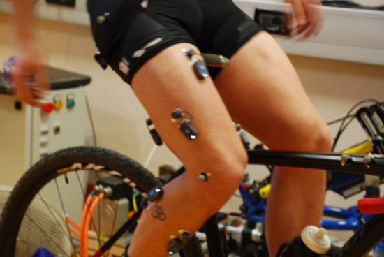 gambe ciclista