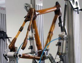 test bici bambù