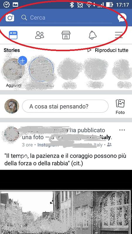 come seguire Bikeitalia su facebook