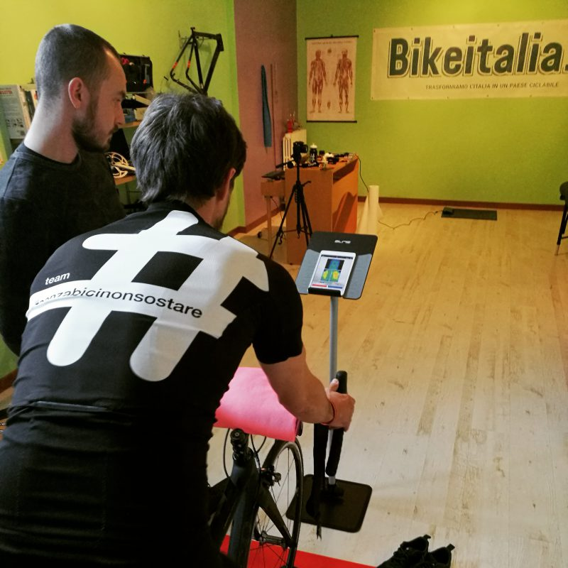 bike fit a Milano
