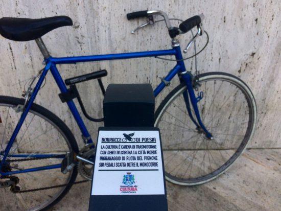 rastrelliera per bici