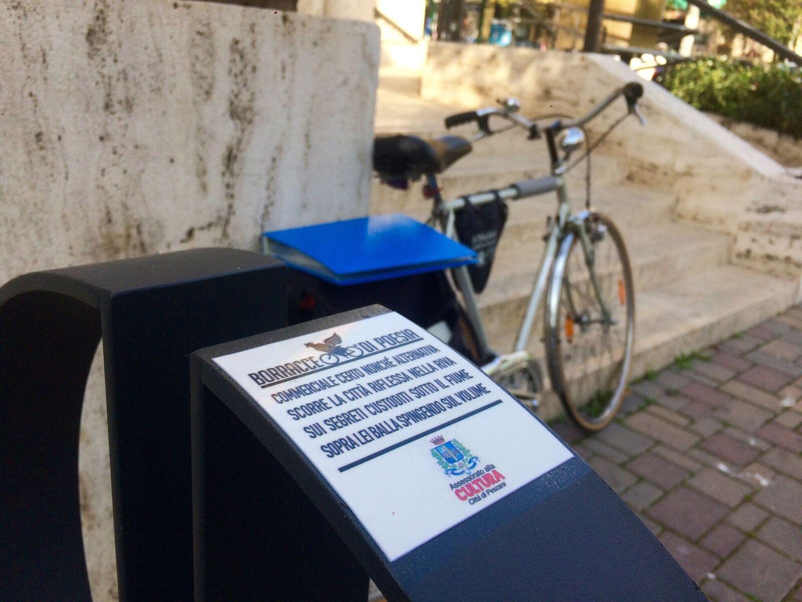stalli per biciclette