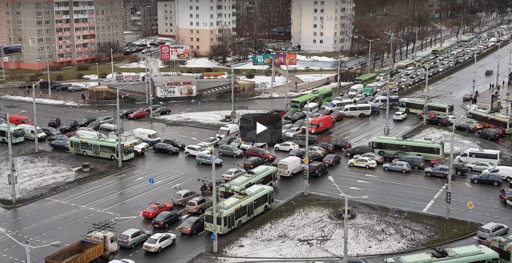 traffico Minsk
