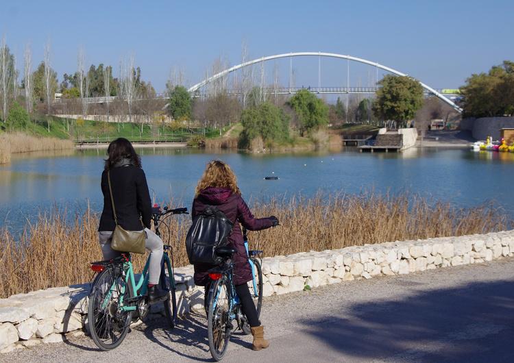 valencia-bicicletta