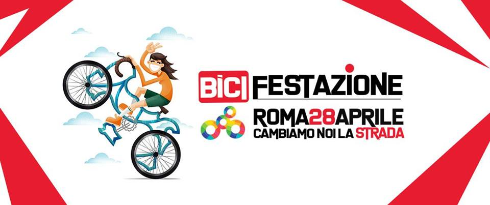 bicifestazione roma 28 aprile