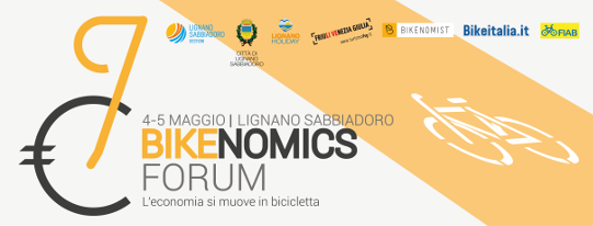Bikenomics Forum 2018 Lignano