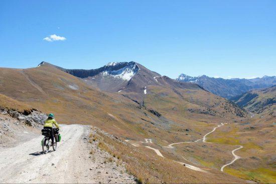 Montagne Rocciose Bicicletta