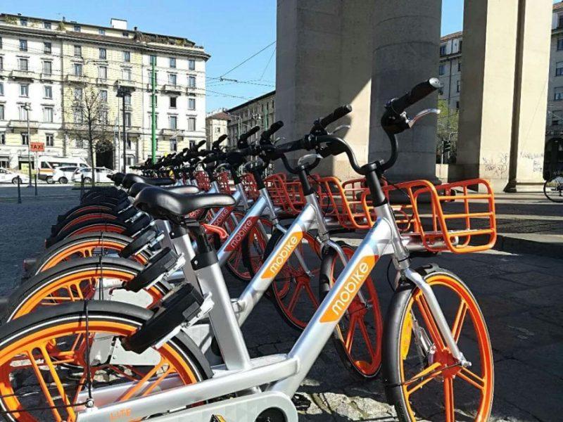 nuove bici Mobike