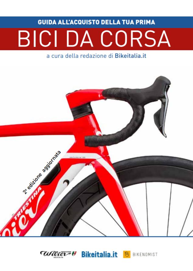 ebook bici da corsa Bikeitalia Wilier