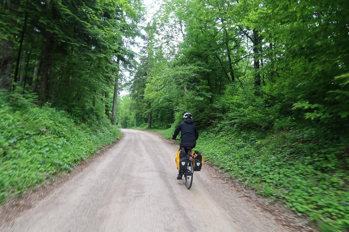 carso sloveno in bici