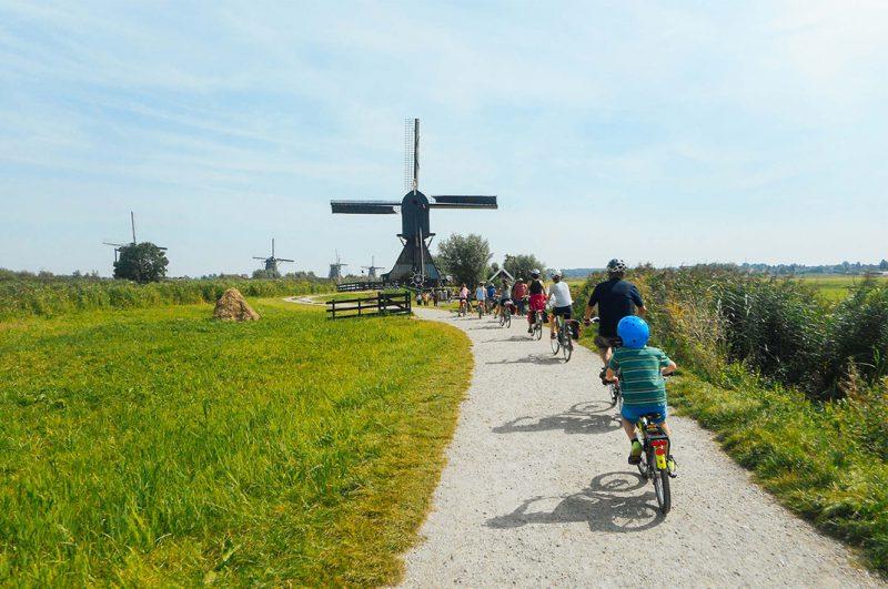 bici e mulino