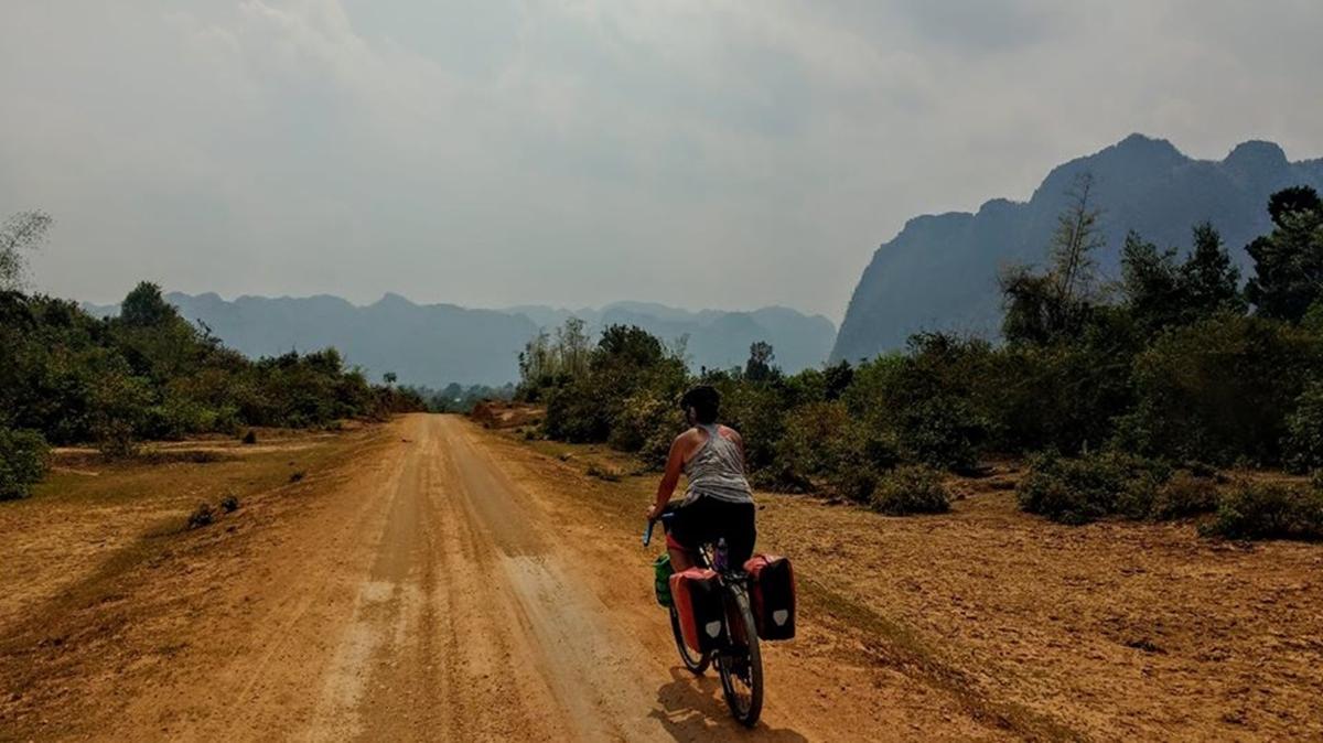 laos in bici