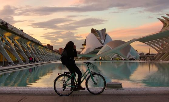 valencia in bici