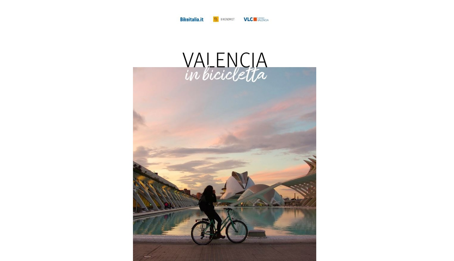 ebook valencia in bici