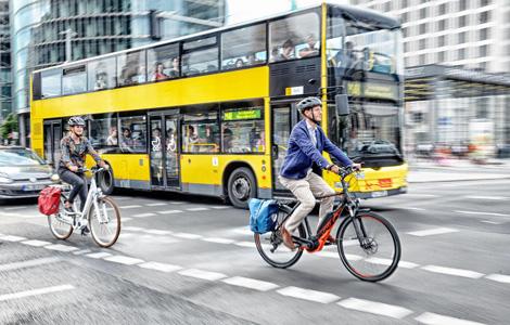 bici a berlino