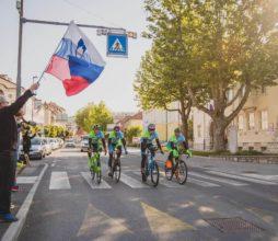 race around slovenia