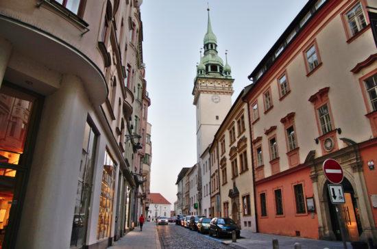Brno Municipio Vecchio